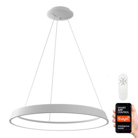 Immax NEO - LED Lustră dimmabilă pe cablu LIMITADO LED/39W/230V 60 cm+Telecomandă Tuya