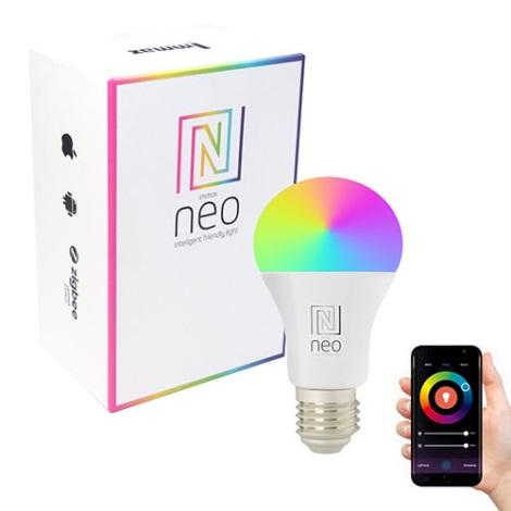 Immax NEO - LED RGB Bec dimmabil E27/9W/230V 1800-6500K