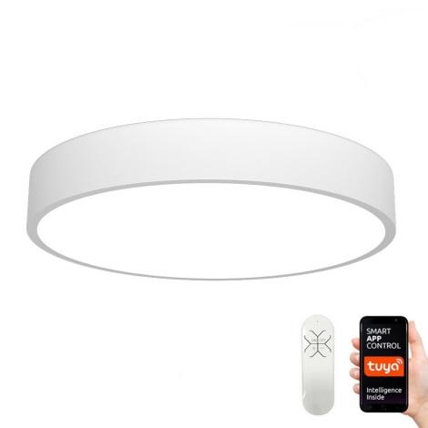 Immax NEO - Plafonieră LED dimmabilă RONDATE LED/65W/230V + telecomandă Tuya