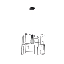 Jupiter 1532 - BOX D - Lampa suspendata BOX E27/60W