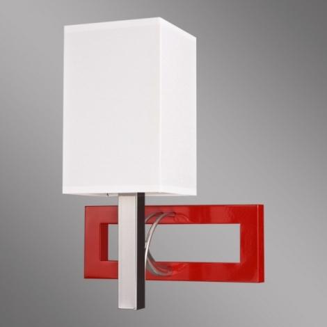 Kemar RF/K/1/R - Corp de iluminat perete RIFFTA 1xE14/60W/230V