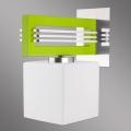 Kemar SG/K/1/G/K - Corp de iluminat perete SANGA 1xE14/60W/230V
