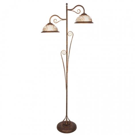 Kemar VE/LS - Lampadar VERDA 2xE27/60W bronz