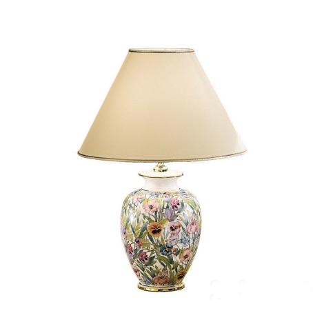 Kolarz 0014.74 - Lampă de masă GIARDINO 1x E27/100W/230V