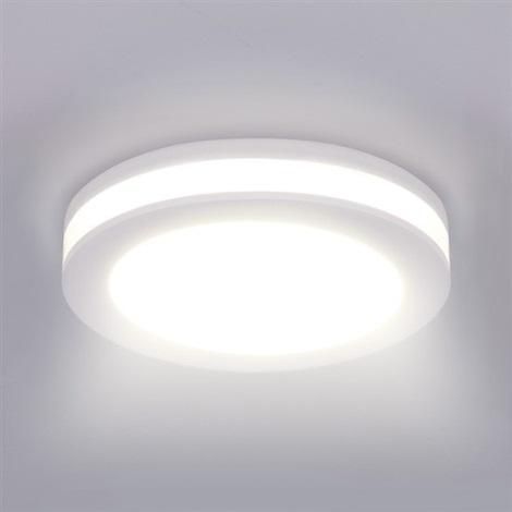 Lampă baie LED încastrată LED/10W/230V IP44