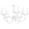 Lampa copii BUTTERFLY 5xE14/60W