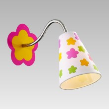 Lampa copii FLORIST 1xE14/40W/230V
