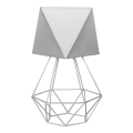 Lampa de masa ADAMANT LARGE 1xE27/60W/230V gri