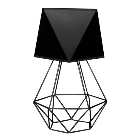 Lampa de masa ADAMANT LARGE 1xE27/60W/230V negru