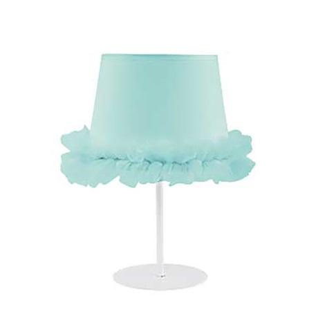 Lampă de masă copii BALLET 1xE14/40W/230V albastru