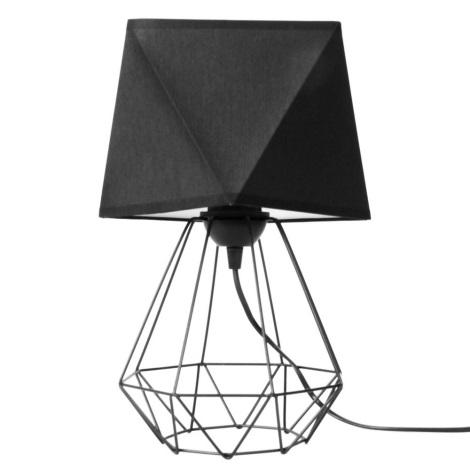 Lampă de masă DIAMENT 1xE27/60W/230V