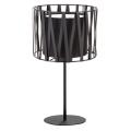 Lampa de masa HARMONY BLACK 1xE27/60W/230V