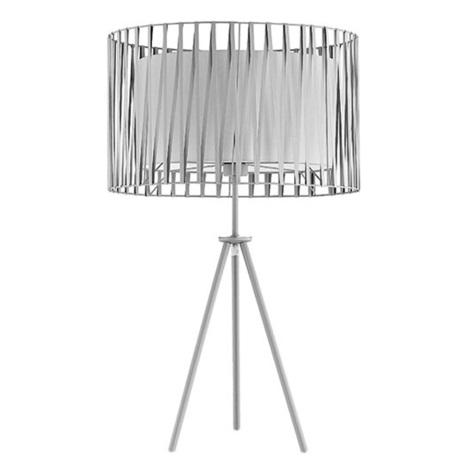 Lampa de masa HARMONY GRAY 1xE27/60W/230V