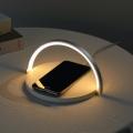 Lampă de masă LED dimabilă cu încărcare fără fir LED/10W/230V