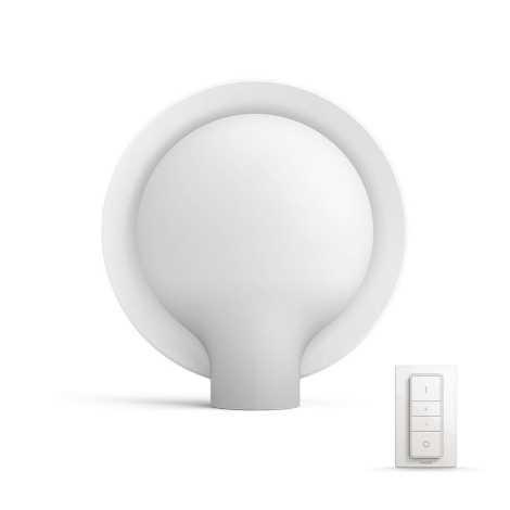 Lampă de masă LED dimabilă Philips E27/9,5W/230V
