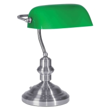 Lampa de masa OFFICE BANK LK Z 1xE27/60W