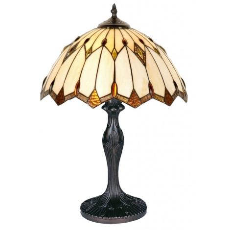 Lampa de masa TIFFANY 82 1xE27/40W