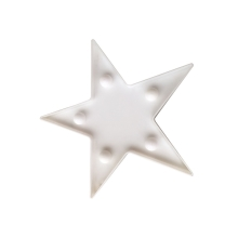 Lampă decorativă LED STAR LED/2xAA