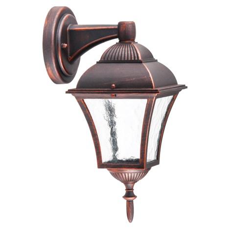 Lampă exterior PARIS 2 1xE27/60W/230V