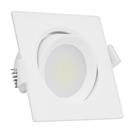 Lampă încastrată LED 1xLED/6,5W/100-250V 3000K