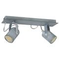 Lampa spot MARK 2 2xGU10/40W beton