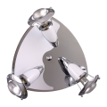 Lampa spot ZEUS 3xE14/40W/230V