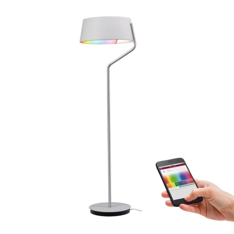 Lampadar dimabil Paulmann 79722 LED RGB/8W BELAJA 230V Bluetooth
