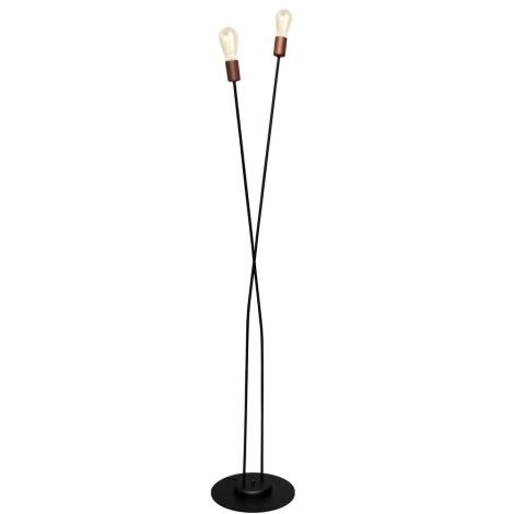 Lampadar HARVARD 2xE27/60W/230V