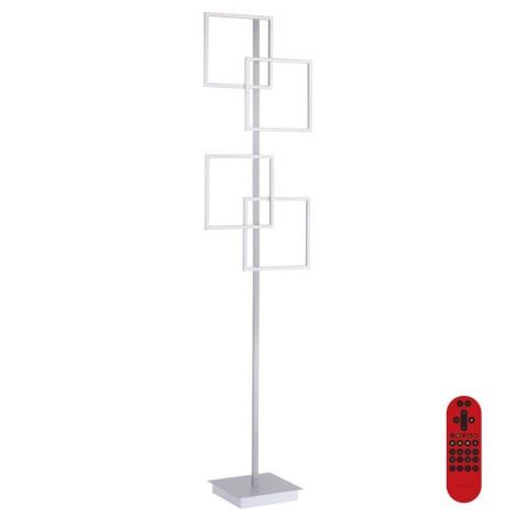 Lampadar LED dimabil Paul Neuhaus 817-55 INIGO 4xLED/8W/230V + telecomandă