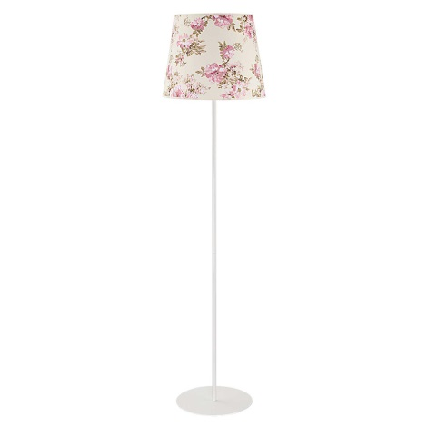 Lampadar VIOLIN 1xE27/40W/230V trandafir