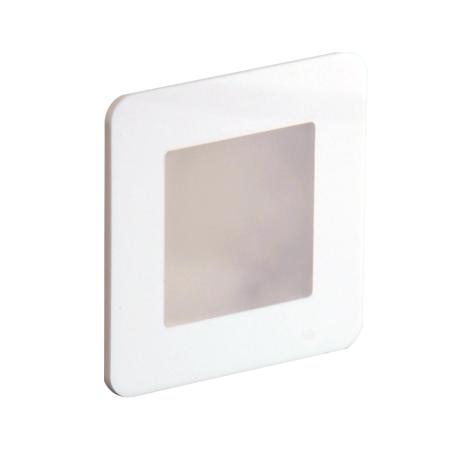 LDST DI-01-B-BC9 - LED iluminat scară DIANA 9xLED/1,2W/230V alb 3500K