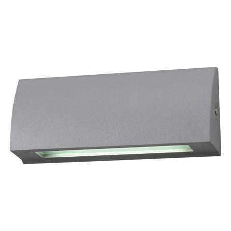 LED Aplică perete exterior LED/6W/230V IP54