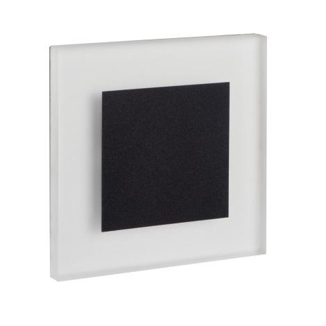 LED Aplică perete scară APUS LED/0,8W/12V 4000K inclusiv doza de montare