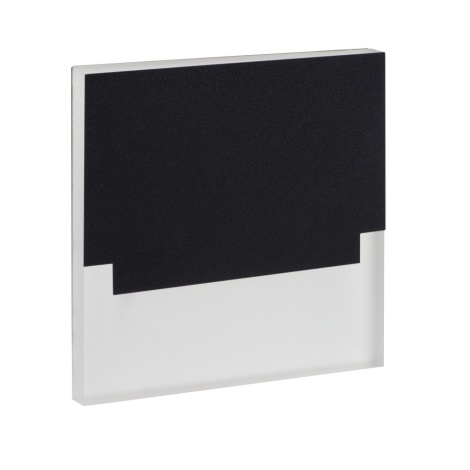 LED Aplică perete scară SABIK LED/0,8W/12V 4000K inclusiv doză de montare