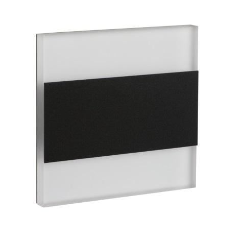 LED Aplică perete scară TERRA LED/0,8W/12V 4000K inclusiv doza de montare