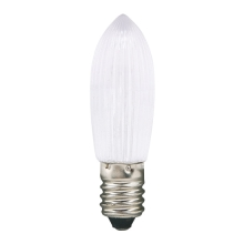 LED Bec decorativ E10/0,3W/14-55V