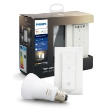 LED Bec dimmabil Philips HUE WHITE AMBIANCE 1xE27/8,5W/230V