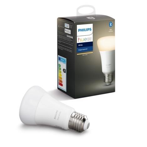 LED Bec dimmabil Philips Hue WHITE E27/9W/230V 2700K
