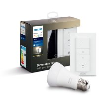 LED Bec dimmabil Philips HUE WHITE E27/9W/230V 2700K