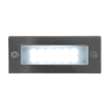 LED Corp de iluminat LED exterior INDEX 1x12LED/1W/230V IP54