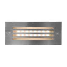 LED Corp de iluminat LED exterior INDEX 1x16LED/1W/230V IP54
