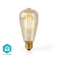 LED Dimmabil inteligent bec VINTAGE ST64 E27/5W/230V
