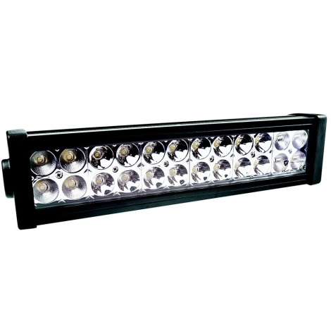 LED Lampă de lucru EPISTAR 24xLED/72W/10-30V IP67 6000K
