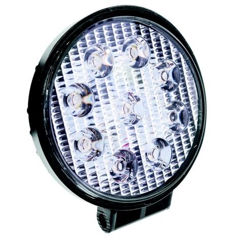 LED Lampă de lucru EPISTAR 9xLED/27W/10-30V IP67 6000K