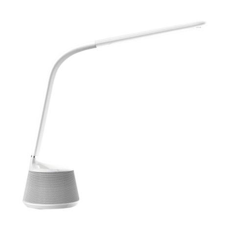 LED Lampă de masă cu difuzor bluetooth LED/11,5W/12V