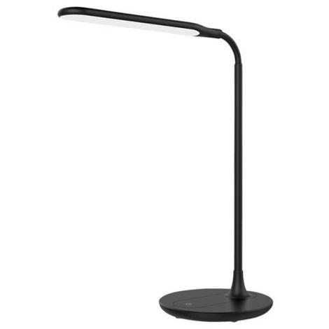 LED Lampă de masă dimmabilă LED/6W/100-240V negru