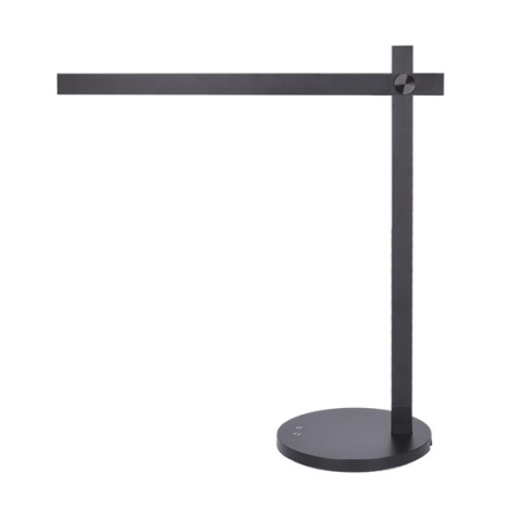 LED Lampă de masă dimmabilă LED/8W/100-240V negru