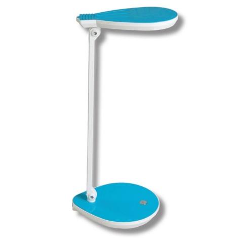 LED Lampă de masă L1673 SANDY 1xLED/5W/230V albastru