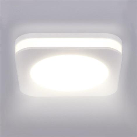 LED Lampă încastrată baie LED/10W/230V IP44