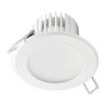LED Lampă încastrată baie LED/7W/230V 2800K alb